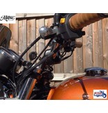 "Motone ""Up & Over"" Handlebar Risers for Royal-Enfield"
