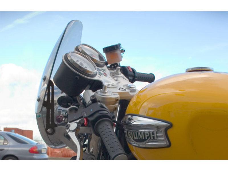 DART Flyscreen for Triumph Thruxton 900/1200