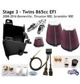 Préparation Moteur pour Triumph Twins 790/865cc