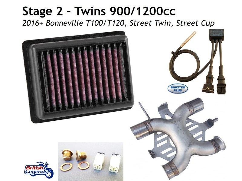 Engine Preparation Kits for Triumph Twins 900/1200cc