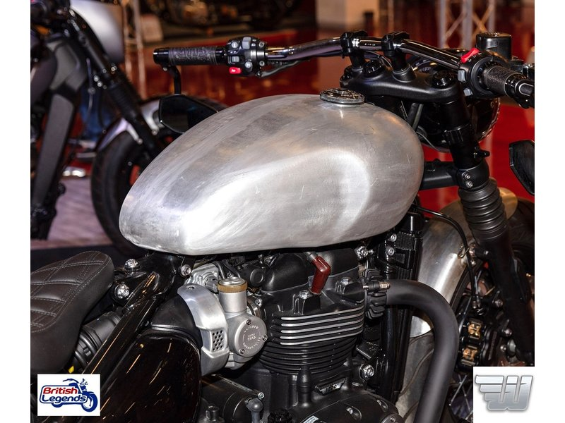 Wunderkind Large-Capacity Fuel Tank for Bobber/Speedmaster