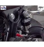 Motone Helmet Lock for Triumph Twins 900/1200cc