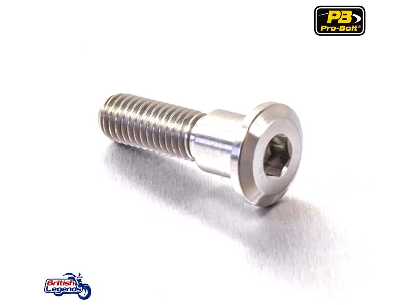 Stainless Steel Brake Disc Bolts for Triumph