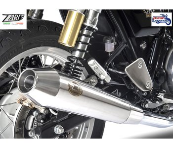 Zard Exhaust Royal-Enfield