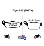 Ferodo Ferodo Eco-Friction Brake Pads for Triumph Tiger