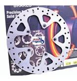 Rear brake disc for Triumph Tiger