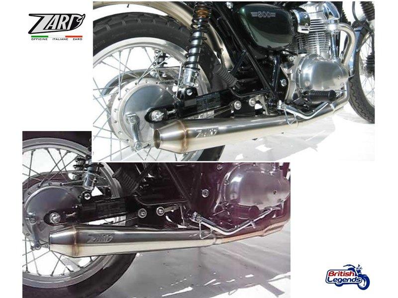Zard Zard Exhaust System for Kawasaki W800