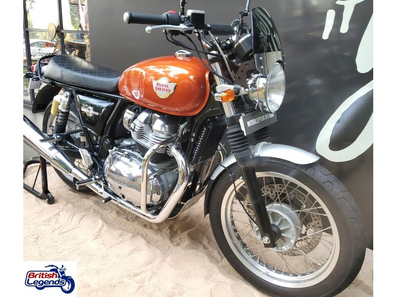 Soufflets de Fourche pour Royal-Enfield 650cc