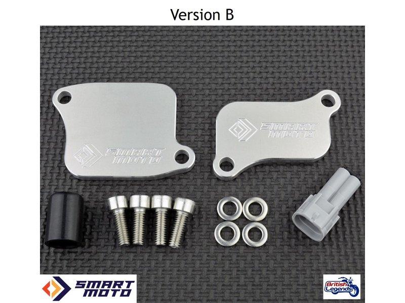 SmartMoto Suppression Système AIS pour Triumph 675/765cc