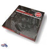 Front/Rear Brake discs for Triumph Scrambler