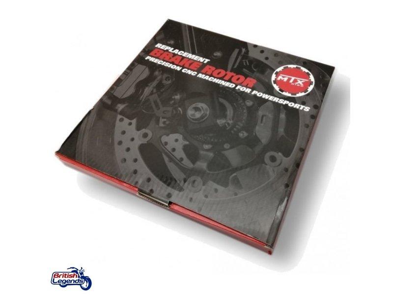 Front/Rear Brake Discs for Triumph Legend TT