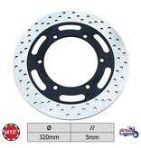 Brake Discs for Triumph Thunderbird 900
