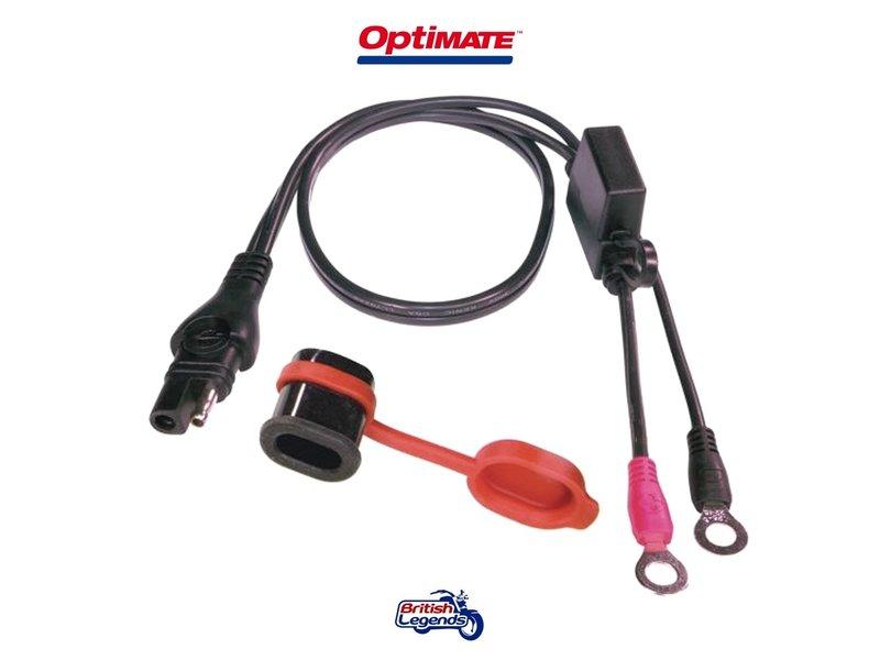 Connecteur pour Chargeur de Batterie Optimate