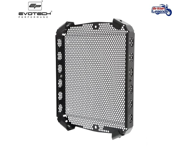 EvoTech Radiator Protection for Triumph Scrambler 1200