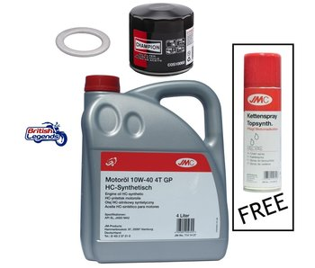 Oil-Change Kit Royal-Enfield