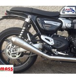 "MASS Moto ""Tromb"" Exhaust for Triumph Speed Twin"