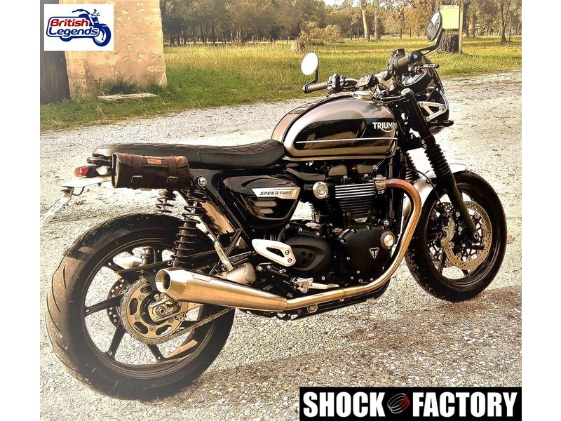 Shock Factory Shock Factory 2WIN pour Triumph Speed Twin