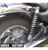 Shock Factory Shock Factory 2WIN pour Triumph Scrambler 900