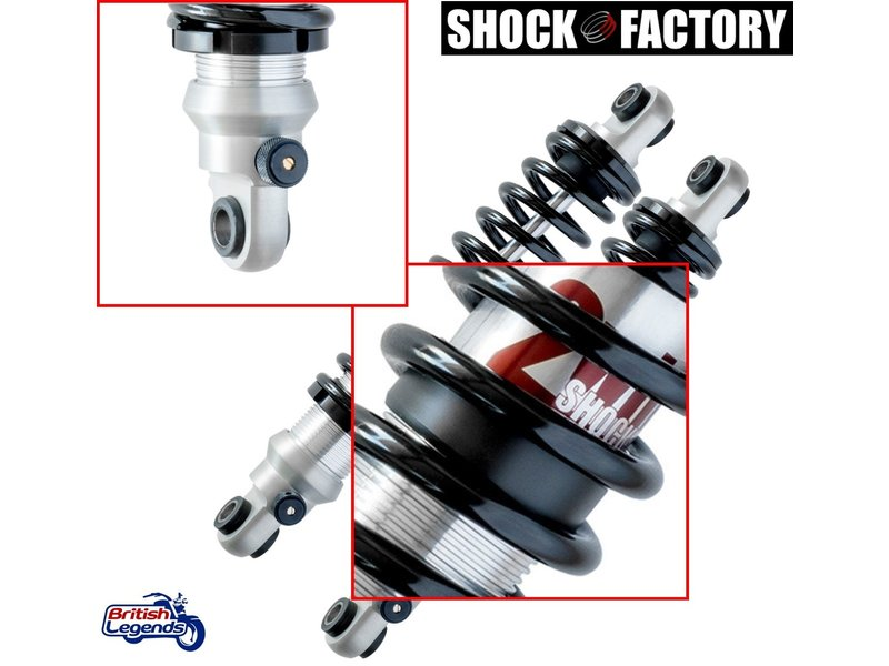 Shock Factory Shock Factory 2WIN pour Triumph Street Scrambler