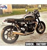 Shock Factory Shock Factory 2WIN pour Triumph Street Cup