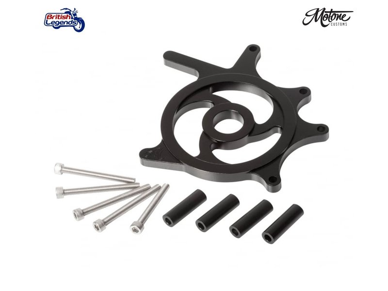 Motone Sprocket Cover for Triumph Twins 2001-2016