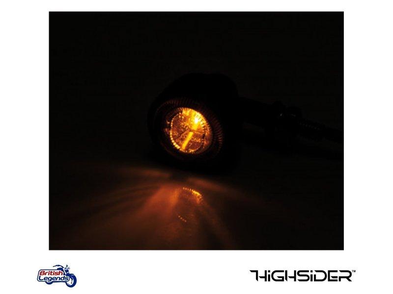 Classic LED Indicators, Lucas-inspired design