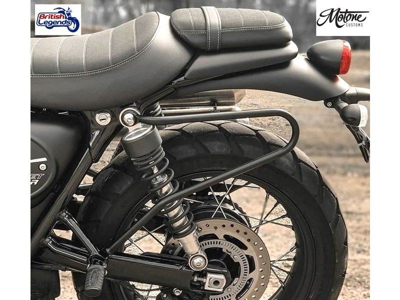 Saddlebag Supports for Triumph Twins