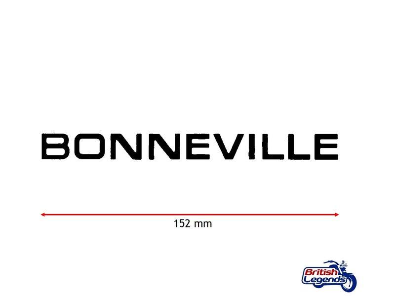 Autocollants Vinyl pour Triumph Bonneville