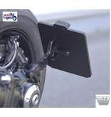 Wunderkind Porte-Plaque Latéral pour Triumph Rocket 3