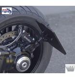 Wunderkind Side-Mount License Bracket for Triumph Rocket 3