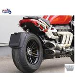Wunderkind Porte-Plaque pour Triumph Rocket 3