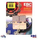 """EBC Plaquettes Sintérisées """"HH"""" Triumph Speed Twin"""