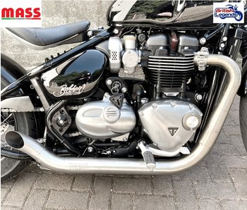 Ligne Inox Hot-Rod