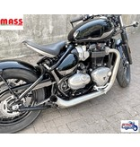 "MASS Moto Ligne 2-en-2 Inox MASS ""Hot Rod"""
