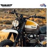"""""""Flat Track"""" Headlight Kit for Triumph Twins"""