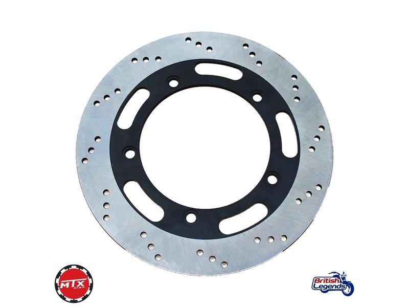 Front/rear Brake Discs for Triumph America