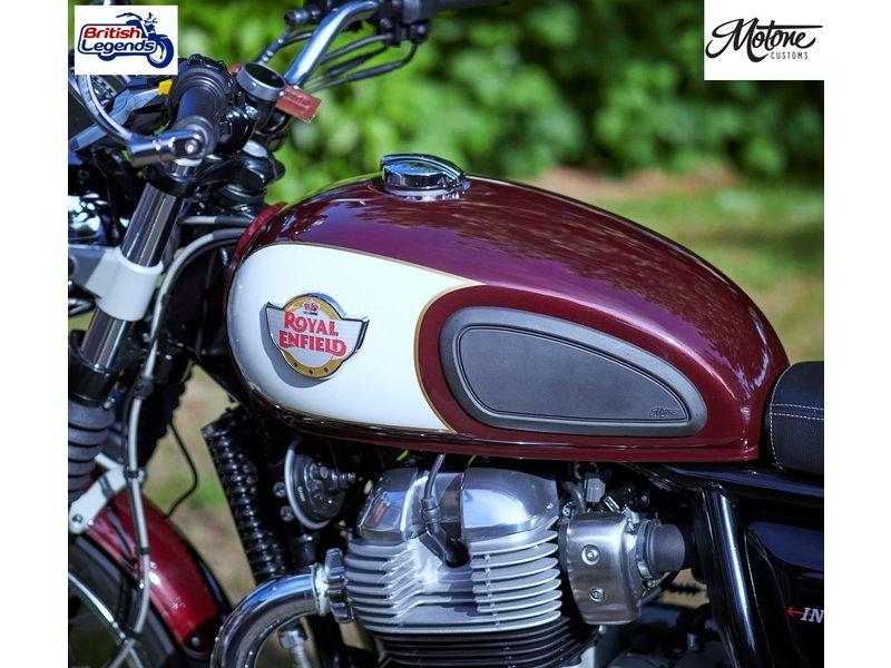Motone Tank Knee Grips for Triumph Motorbikes