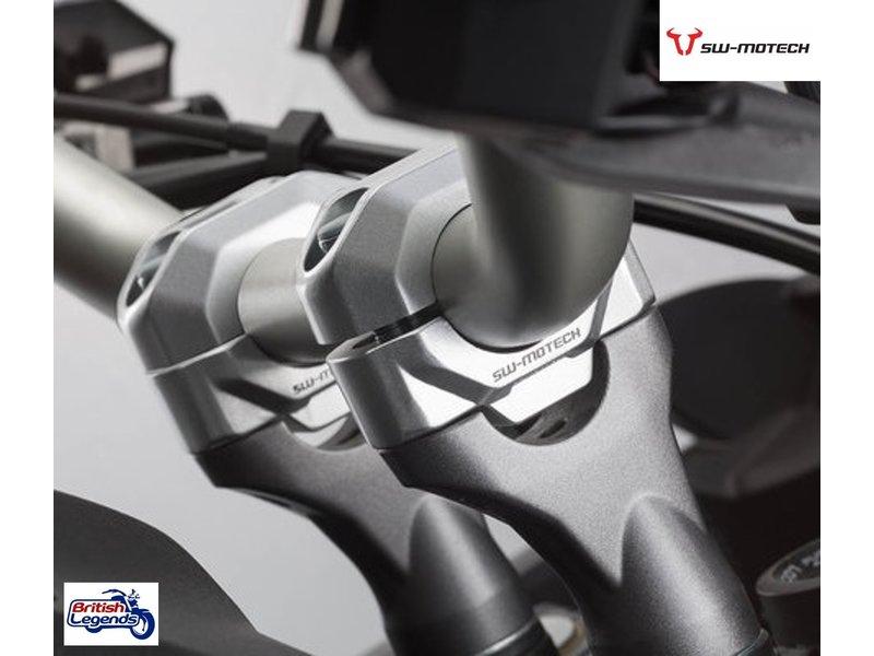 SW-Motech Pontets +20mm pour motos Triumph