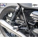 Motone Steel Chain Guard for Triumph Twins 900/1200cc