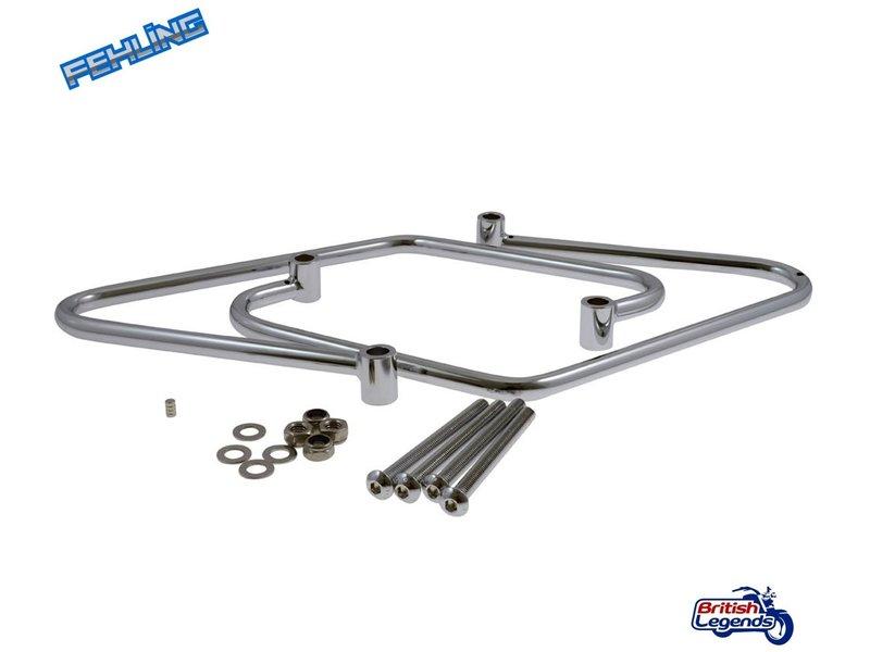 Fehling Saddlebag Rails for Triumph America/Speedmaster
