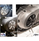 Motone Solid Alloy Engine Badges (Pair L+R)