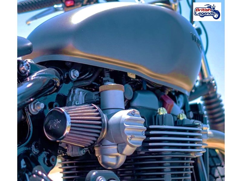 K&N Filters Cone Air Filters for Triumph Twins