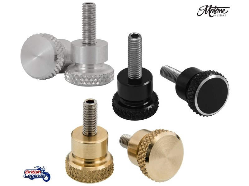 Motone Side Cover Bolts for Triumph Twins