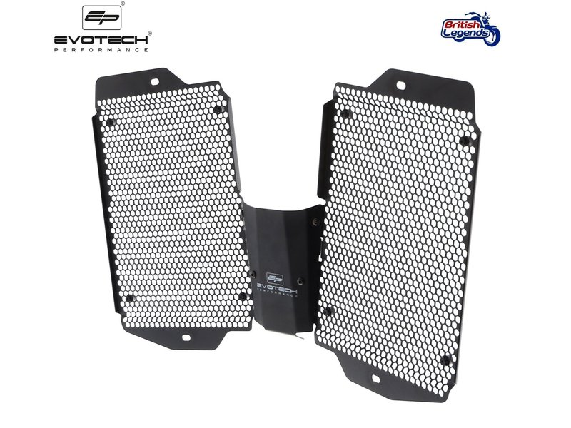 EvoTech Radiator Protection for Triumph Tiger 850/900 (2020+)