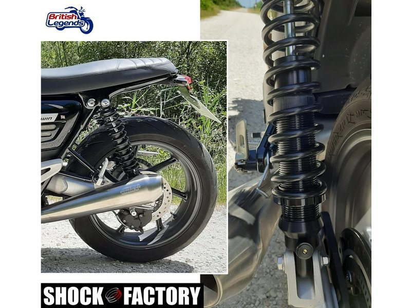 Shock Factory Shock Factory 2WIN for Triumph Street Scrambler