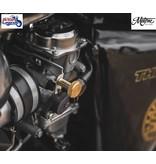"""Motone Tirette de Starter """"Flat-Track"""" pour Triumph Twins"""