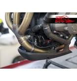 Free Spirits Bypass de Catalyseur Triumph Tiger 800/900