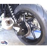 Porte-Plaque Latéral pour motos Triumph
