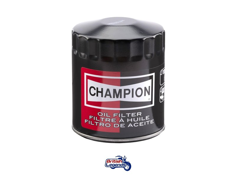 Champion Champion Oil Filter for Triumph Motorcycles