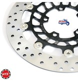 EBC Front brake discs for Triumph Daytona 675
